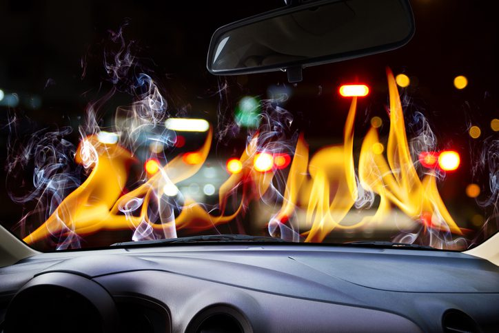 Auto Glass Repair for Fire-Damaged Windshields