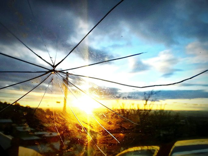 What Are the Types of Windshield Cracks?